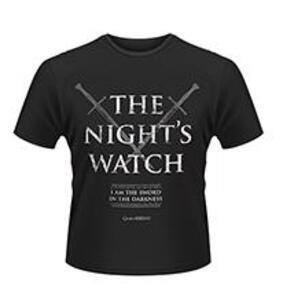 T-Shirt uomo Trono di Spade (Game of Thrones) The Night Watch