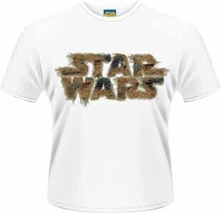 T-Shirt uomo Star Wars. Chewie Hair