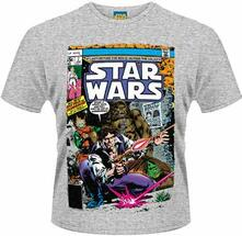 T-Shirt uomo Star Wars. Han and Chewie Poster