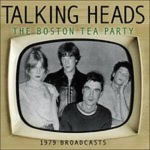 The Boston Tea Party - Vinile LP di Talking Heads