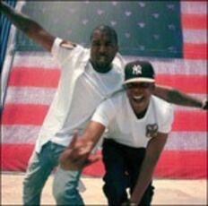 CD Throne vol.2 Jay-Z Kanye West