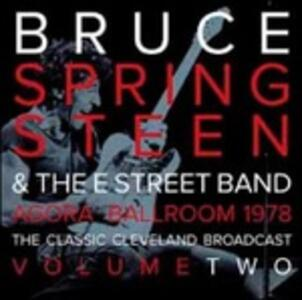 Agora Ballroom 1978 vol.2 (Clear Disc - Limited Edition) - Vinile LP di Bruce Springsteen