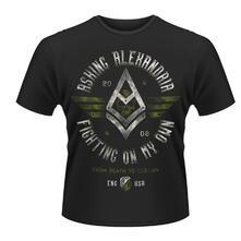 T-shirt unisex Asking Alexandria. Fight