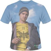T-shirt unisex Breaking Bad. Jesse (Dye Sub)