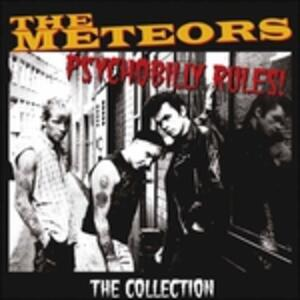 The Collection - Vinile LP di Meteors