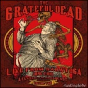 Live from Saratoga 1988 vol.2 - Vinile LP di Grateful Dead