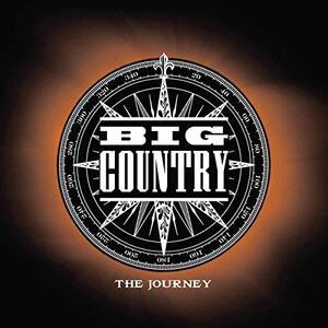 The Journey - Vinile LP di Big Country