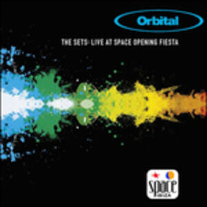 The Sets. Live at Space Opening Fiesta - Vinile LP di Orbital