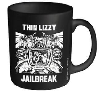 Tazza Thin Lizzy. Jailbreak