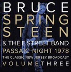 Passaic Night vol.3 - Vinile LP di Bruce Springsteen