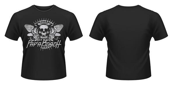 Papa Roach. Cobra Skull
