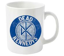 Tazza Dead Kennedys. Bedtime for Democracy