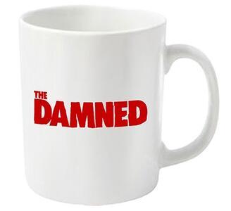 Tazza The Damned. Logo
