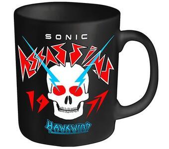 Tazza Hawkwind. Sonic Assasins