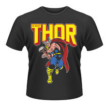 Marvel Comics. Thor Leap