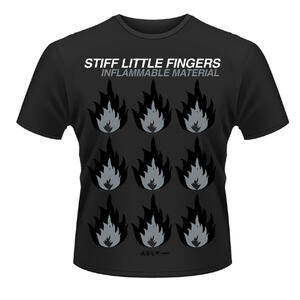 Stiff Little Fingers. Inflammable Material