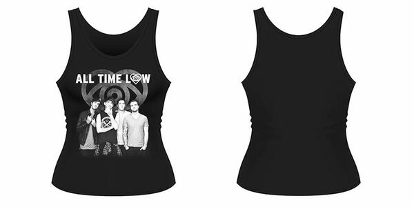 All Time Low. Colourless