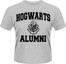 T-Shirt Harry Potter. Hogwarts Alumni