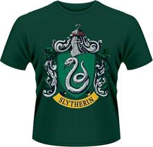 T-Shirt Harry Potter. Slytherin