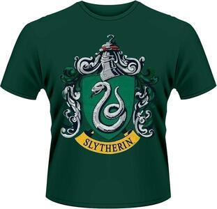 T-Shirt Harry Potter. Slytherin