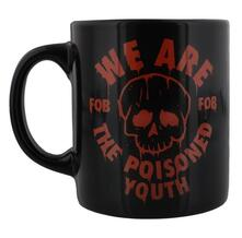 Tazza Fall Out Boy. The Poisoned Youth