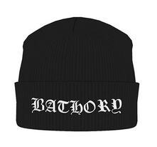 Bathory. Logo (Cappello Sci Maglia)