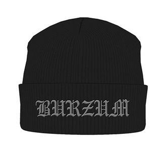Burzum. Logo (Cappello Sci Maglia)