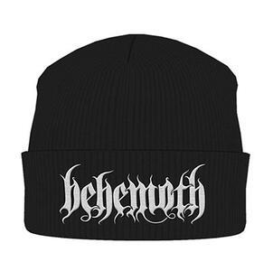 Behemoth. Logo (Cappello Sci Maglia)