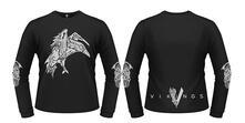 T-Shirt manica lunga unisex Vikings. Celtic