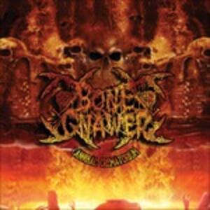 Cannibal Crematorium - Vinile LP di Bone Gnawer