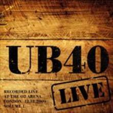 Live 2009 vol.1 - Vinile LP di UB40