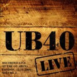 Live 2009 vol.2 - Vinile LP di UB40