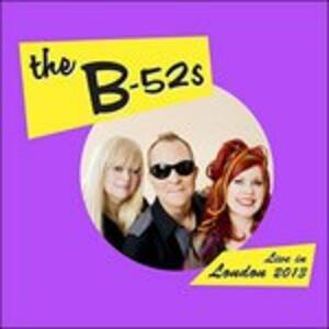 Live! - Vinile LP di B-52's