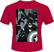 T-shirt unisex Avengers. Age of Ultron. Black Avengers