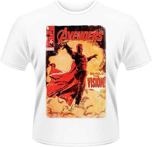 T-shirt unisex Avengers Age of Ultron. Vision Cover