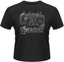 T-shirt unisex Avengers. Age of Ultron. Team Art