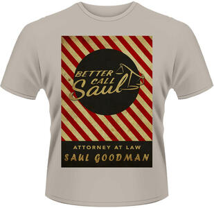 T-shirt unisex Better Call Saul. Matchbox