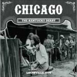 The Kentucky Derby - Vinile LP di Chicago