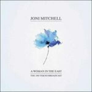 A Woman in the East. Tokyo 1983 - Vinile LP di Joni Mitchell