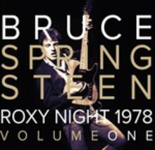 Roxy Night 1978 vol.1 - Vinile LP di Bruce Springsteen