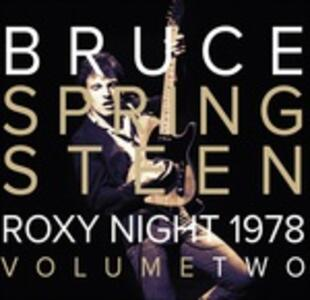 Roxy Night 1978 vol.2 - Vinile LP di Bruce Springsteen