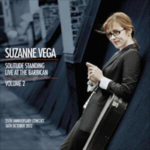 Live at the Barbican vol.2 - Vinile LP di Suzanne Vega