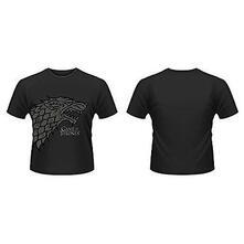 T-Shirt unisex Trono di Spade (Game of Thrones) Direwolf