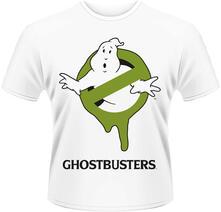T-Shirt unisex Ghostbusters. Logo Slime