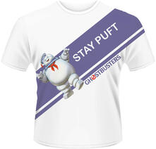 T-Shirt unisex Ghostbusters. Stay Puft