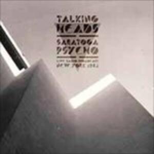 Saratogo Psycho 1993 - Vinile LP di Talking Heads