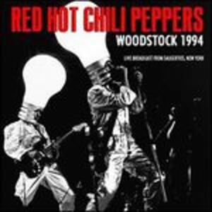 Woodstock 1994 - Vinile LP di Red Hot Chili Peppers