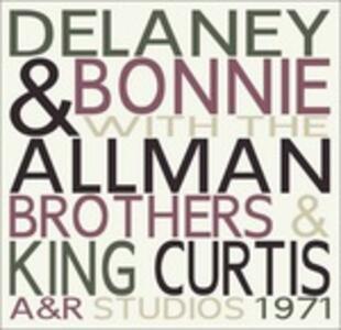 A&r Studios 1971 - Vinile LP di Delaney & Bonnie