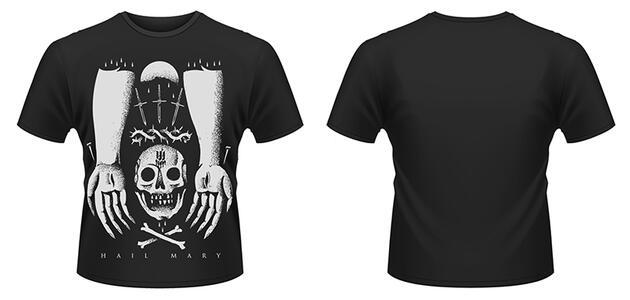 T-Shirt unisex Iwrestledabearonce. Hail Mary