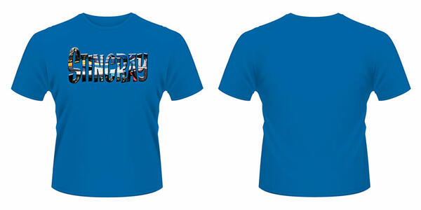 T-Shirt unisex Gerry Anderson Stingray. Photo Logo